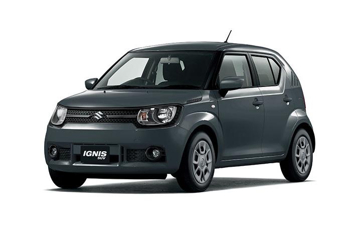 2019 Suzuki Ignis MF GL Hatchback