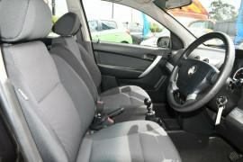 2010 Holden Barina TK MY10 Sedan