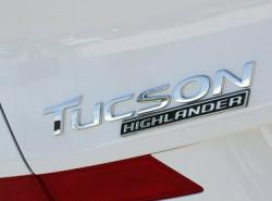 2018 MY19 Hyundai Tucson TL3 Highlander Wagon