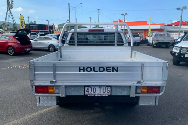 2014 Holden Colorado LX Crew Cab 4x2