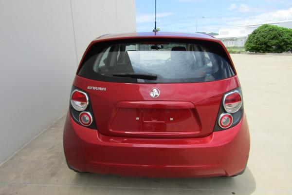2012 Holden Barina TM TM Hatch Image 4