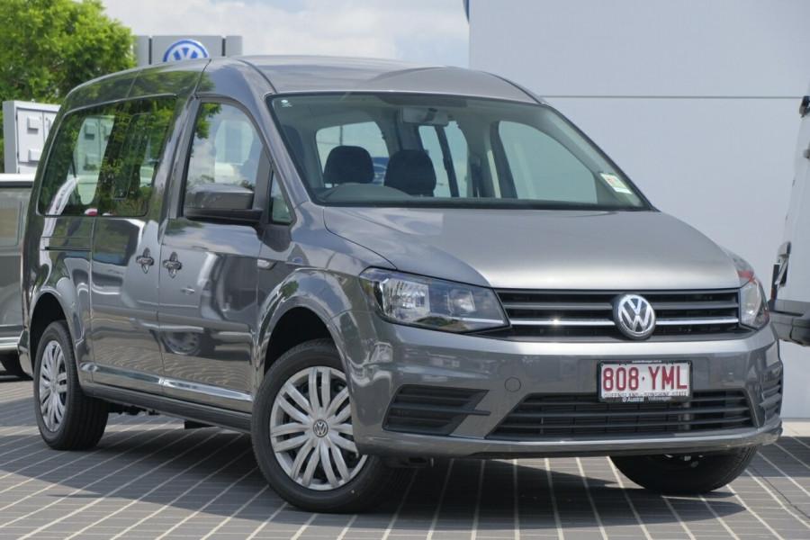 2018 Volkswagen Caddy 2KN Maxi Trendline Wagon