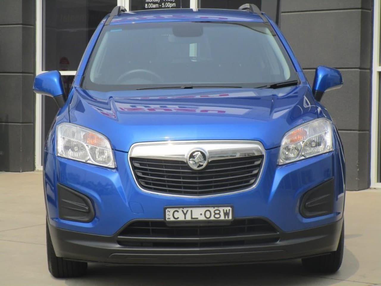 2014 MY15 Holden Trax TJ MY15 LS Suv