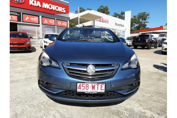 2015 MY16 Holden Cascada CJ  Convertible Image 2
