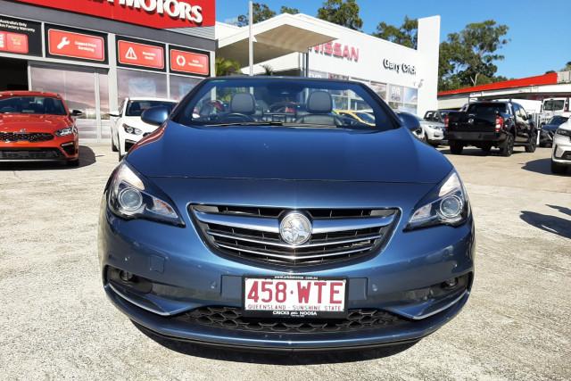 2015 MY16 Holden Cascada CJ  Convertible Image 2