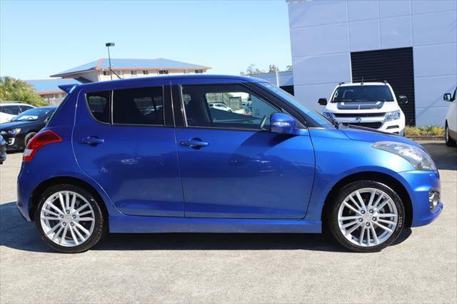 2012 Suzuki Swift FZ Sport Hatchback Image 7