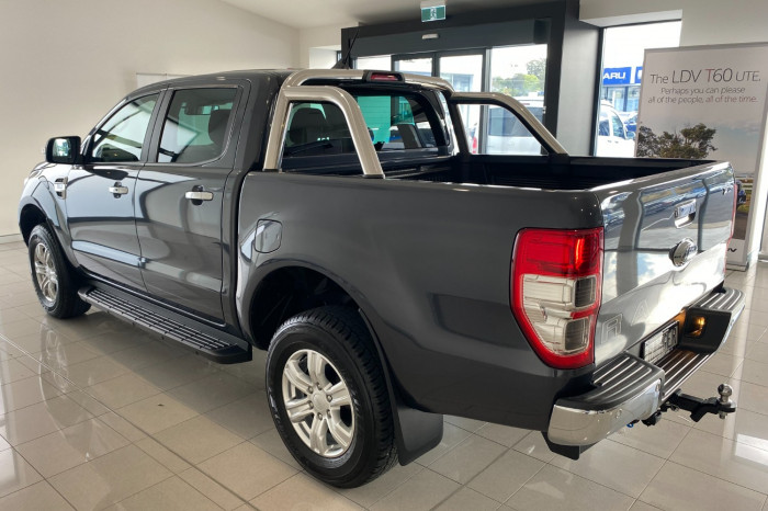 2020 MY20.25 Ford Ranger PX MkIII XLT Double Cab Utility Image 16