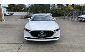 2021 Mazda 3 BP G20 Evolve Sedan Image 2