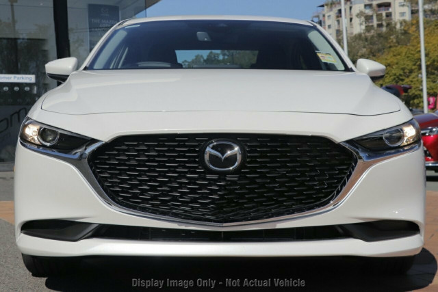 2019 Mazda 3 BP G20 Evolve Sedan Sedan Image 4
