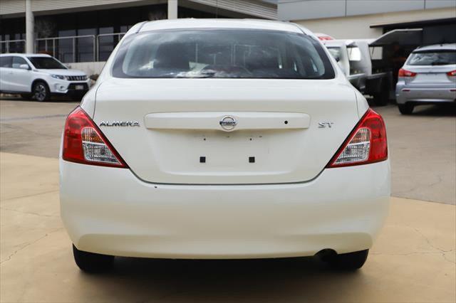 2013 Nissan Almera N17 ST Sedan Image 6