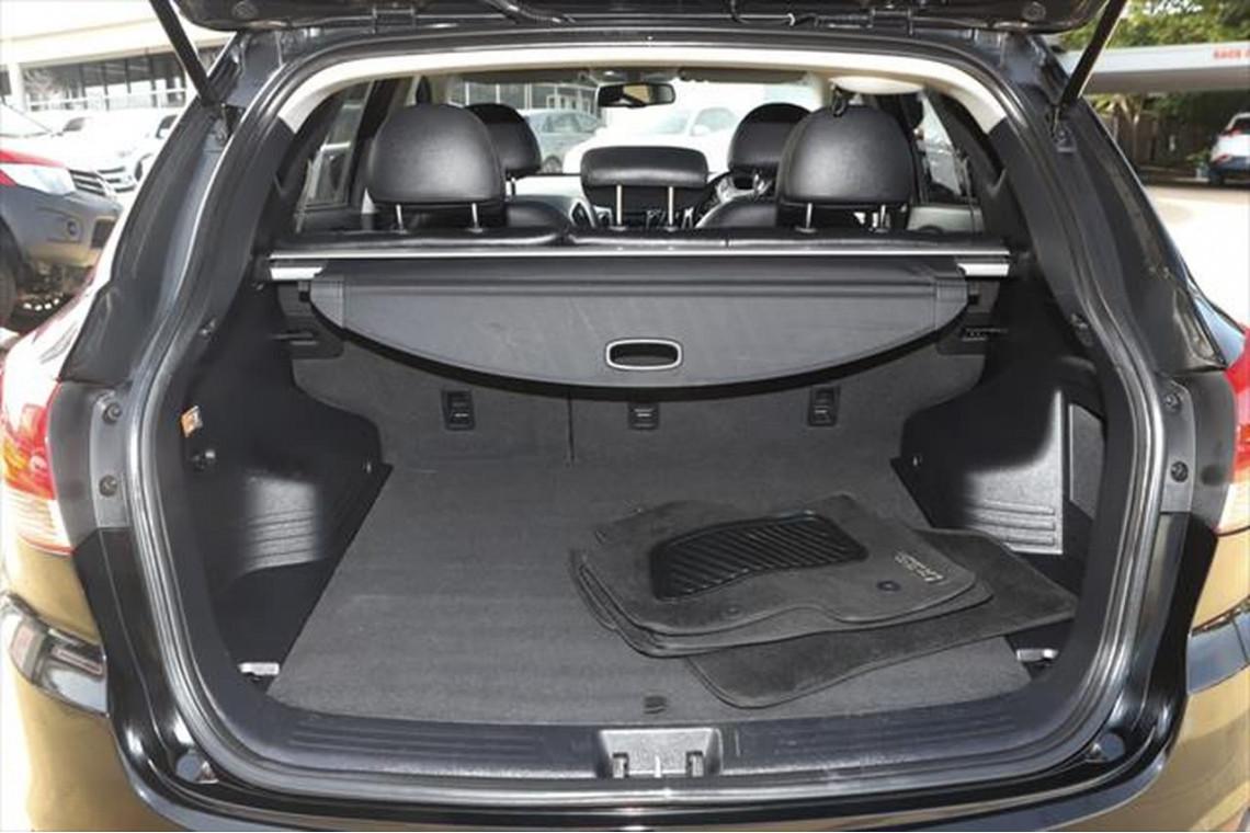2012 Hyundai ix35 LM2 Highlander Wagon