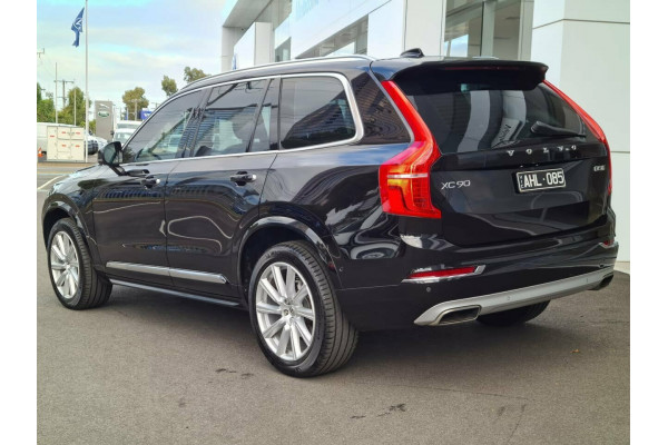 2015 MY16 Volvo XC90 L Series MY16 D5 Geartronic AWD Inscription Suv Image 3