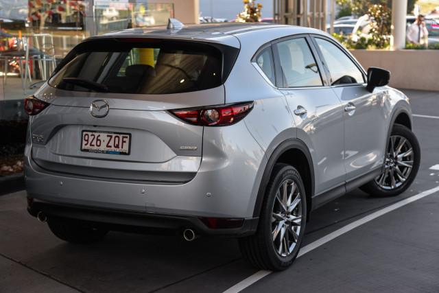 2020 MY19 Mazda CX-5 KF Akera Suv Image 2