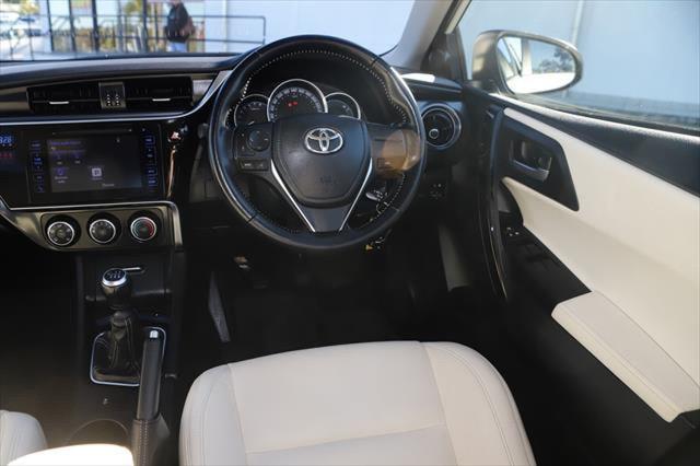 2017 Toyota Corolla ZRE182R Ascent Sport Hatchback Image 13