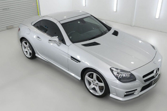 2011 Mercedes-Benz Slk-class R172 SLK350 BlueEFFICIENC