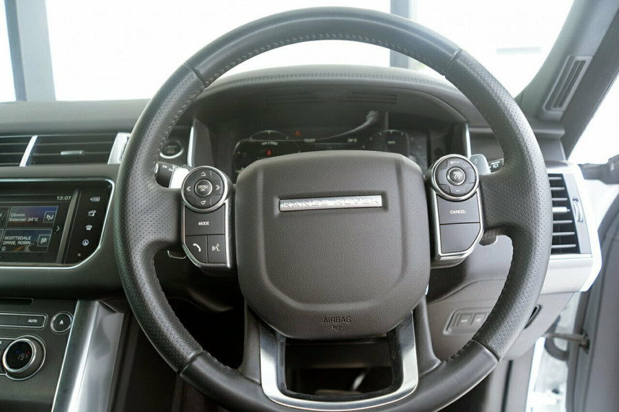 2015 MY16 Land Rover Range Rover Sport L494 16MY V8SC Suv Mobile Image 14