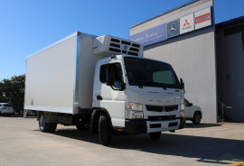 Fuso Canter 815 FREEZER BODY