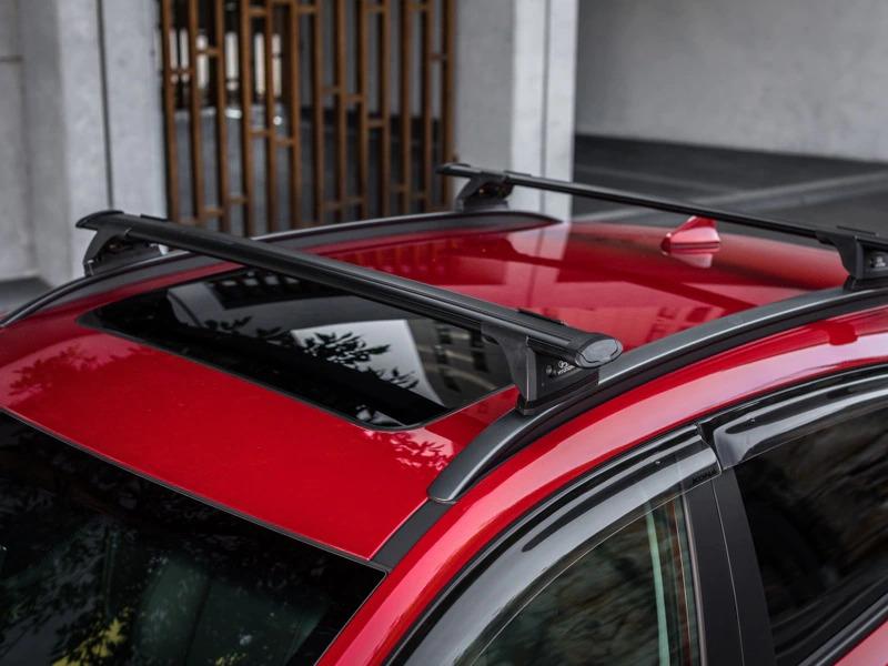 "<img src=""Hyundai genuine roof racks-through."