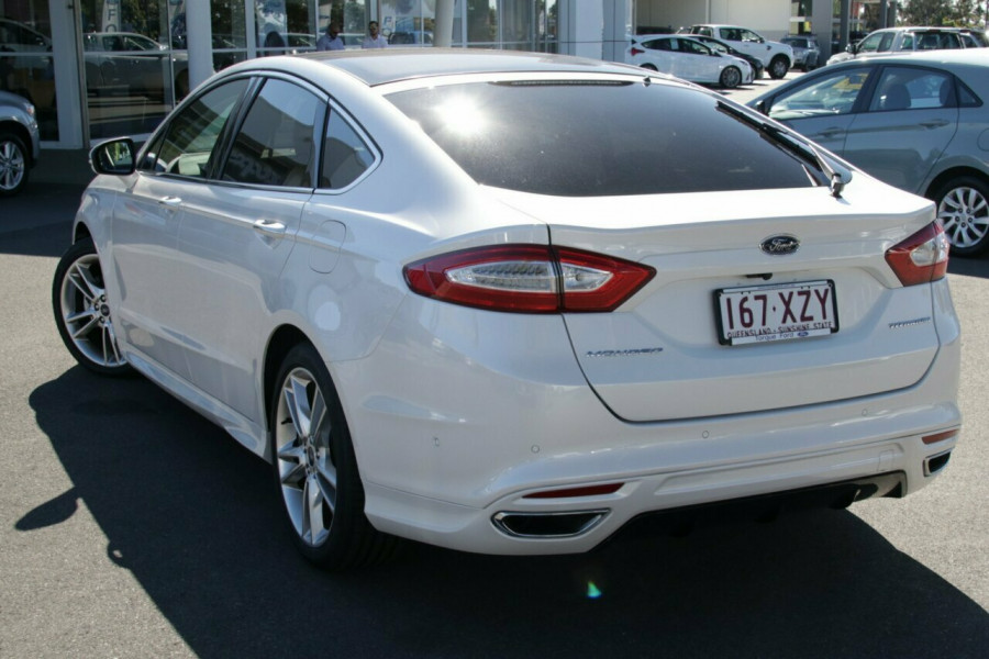 2017 MY17.5 Ford Mondeo MD Titanium Hatch Hatchback