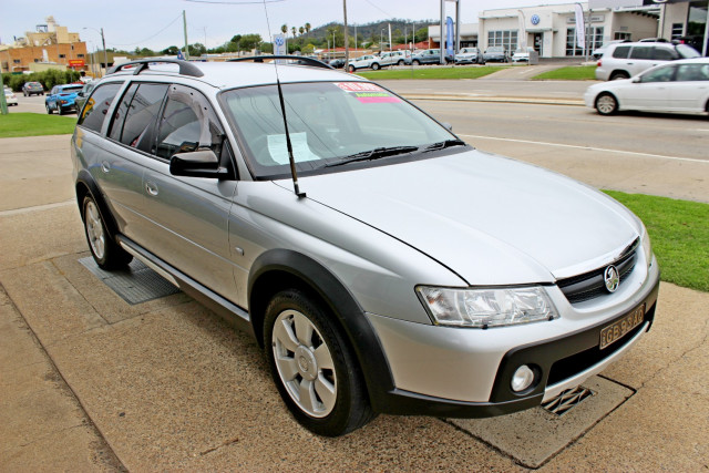 2005 Holden Adventra VZ SX6 Wagon Image 4