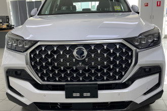 SsangYong Rexton ELX Y450 MY21