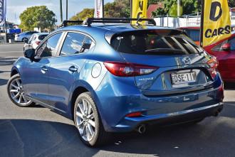 2017 Mazda 3 BN Series SP25 Hatchback