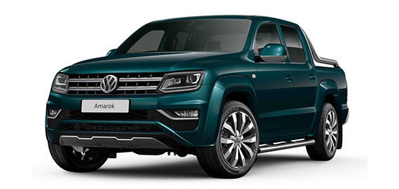 Amarok V6 Pretty, rugged