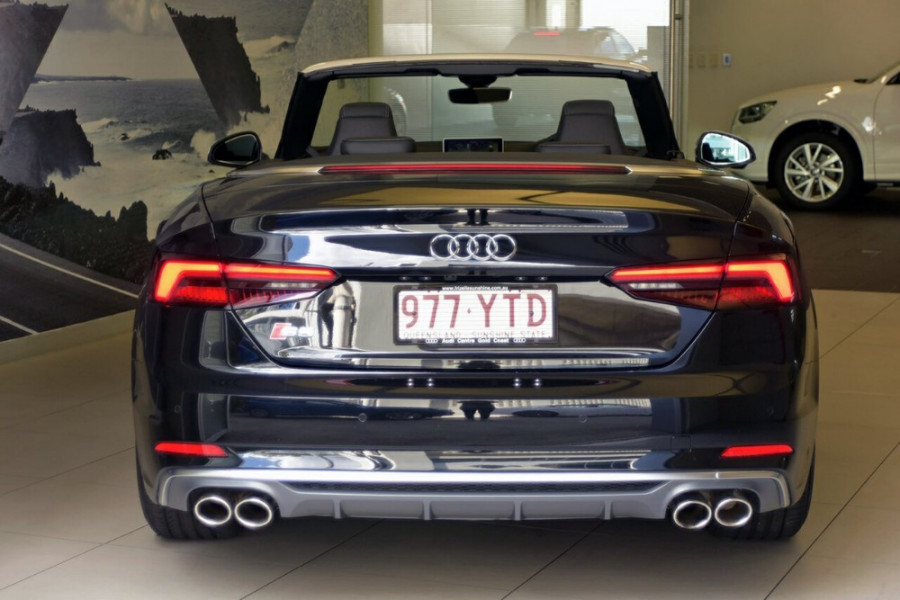 2018 MY19 Audi S5 Cabriolet Mobile Image 4
