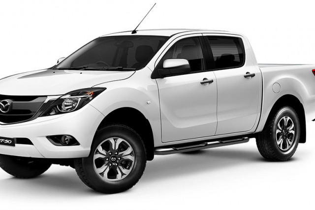 2018 Mazda BT-50 UR 4x4 3.2L Dual Cab Pickup XTR Other