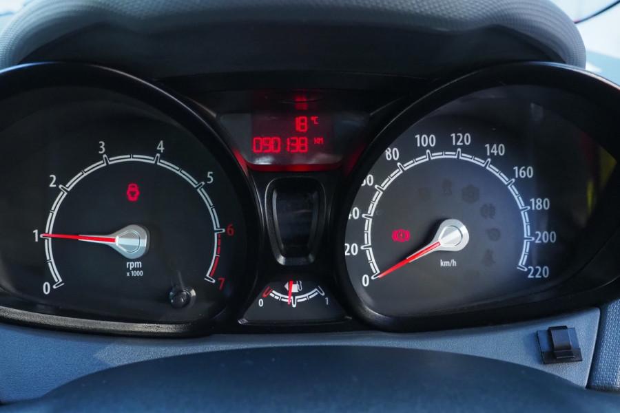 2012 Ford Fiesta WT CL Hatchback Image 9