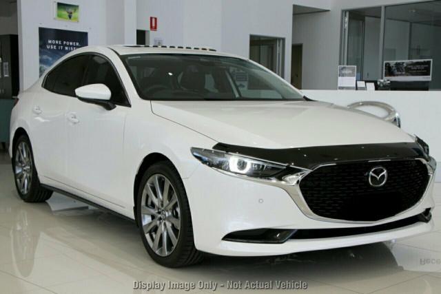 2020 Mazda 3 BP G25 Astina Sedan Sedan