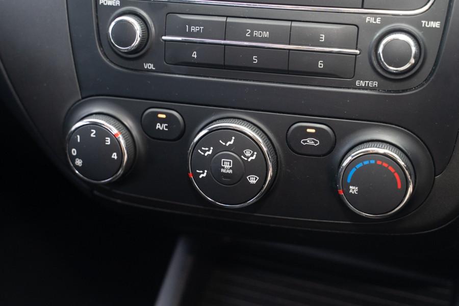 2013 Kia Cerato TD S Sedan
