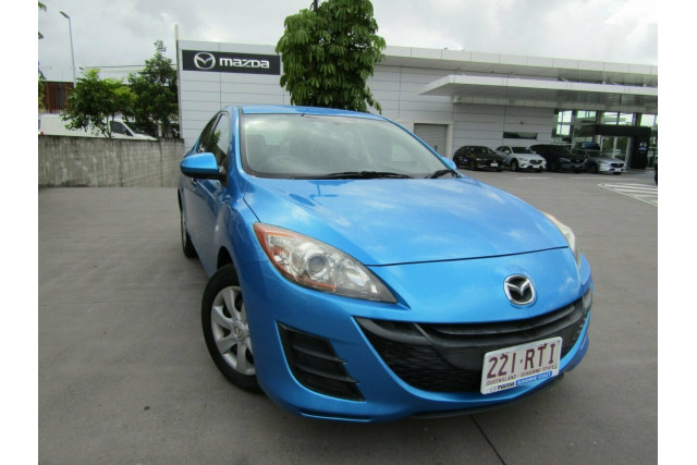 2009 Mazda 3 BL10F1 Neo Activematic Sedan