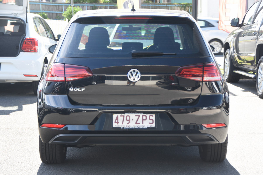 2019 MY19.5 Volkswagen Golf 7.5 MY19.5 110TSI Hatchback