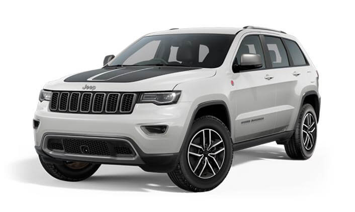 2020 MY0  Jeep Grand Cherokee WK Trailhawk Suv