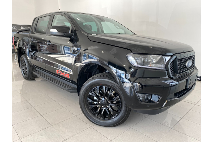 2021 MY21.75 Ford Ranger PX MkIII FX4 Utility