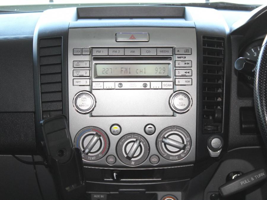 2011 Ford Ranger PK XL XL - Hi-Rider Ute