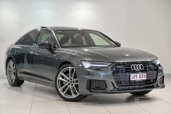 Audi A6 180kW 45 S-line 2.0L TFSI Quattro 7Spd Auto