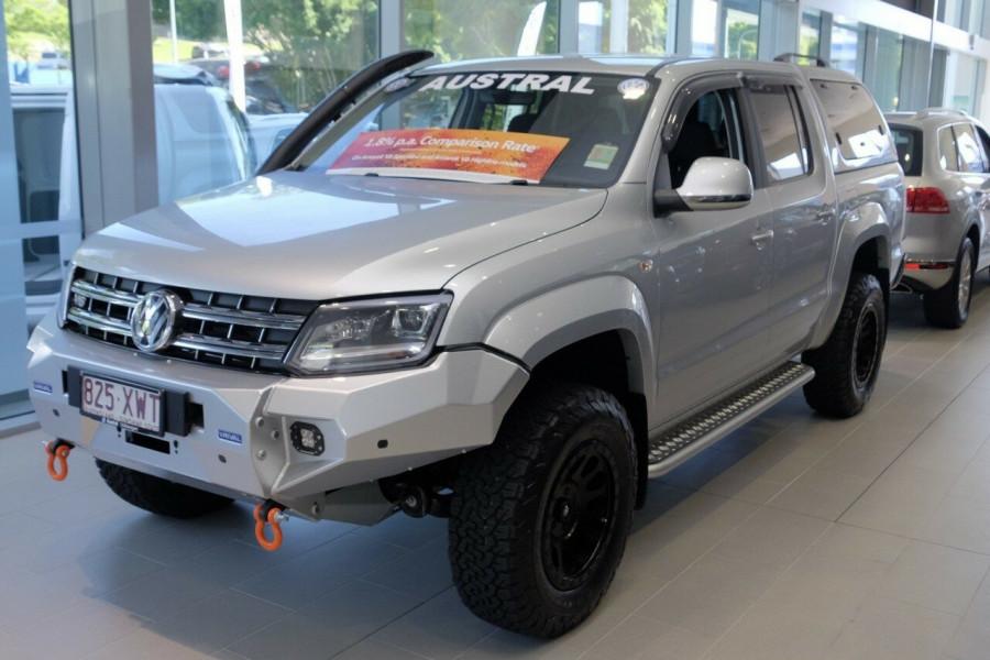 Demo 2016 Volkswagen Amarok V012504 Brisbane Austral
