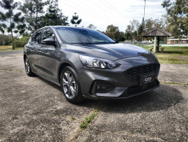 2019 MY19.75 Ford Focus SA 2019.75MY ST-Line Hatch