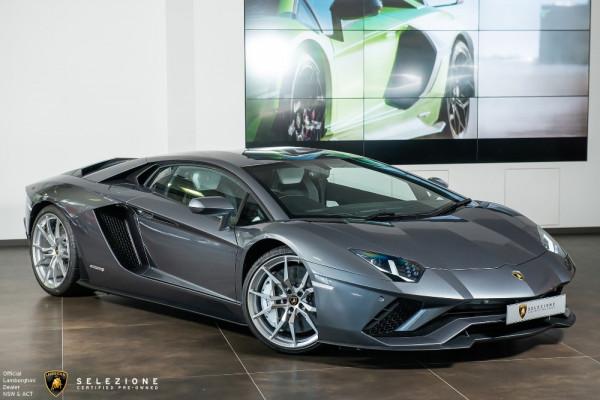 Lamborghini Aventador S S Auto AWD MY18