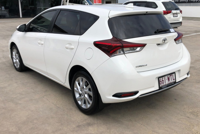 2016 Toyota Corolla ZRE182R Ascent Sport Hatchback Image 5