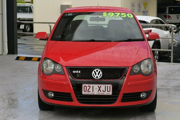 2007 Volkswagen Polo 9N MY2006 GTI Hatchback Image 4