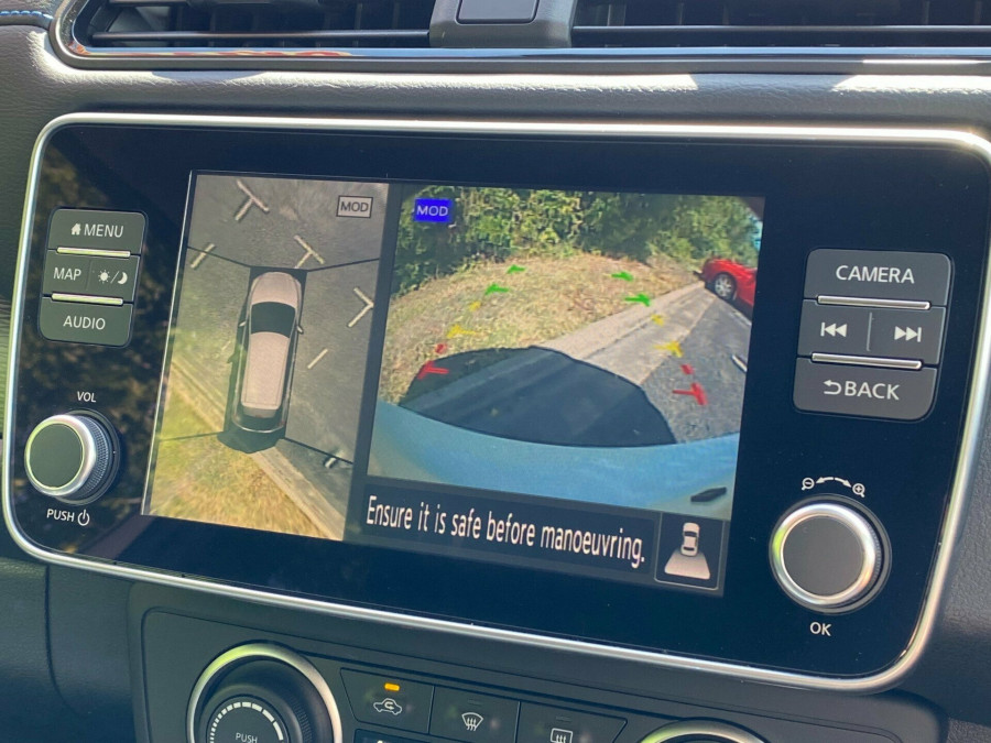 2021 Nissan LEAF ZE1 E Plus Hatchback Image 13