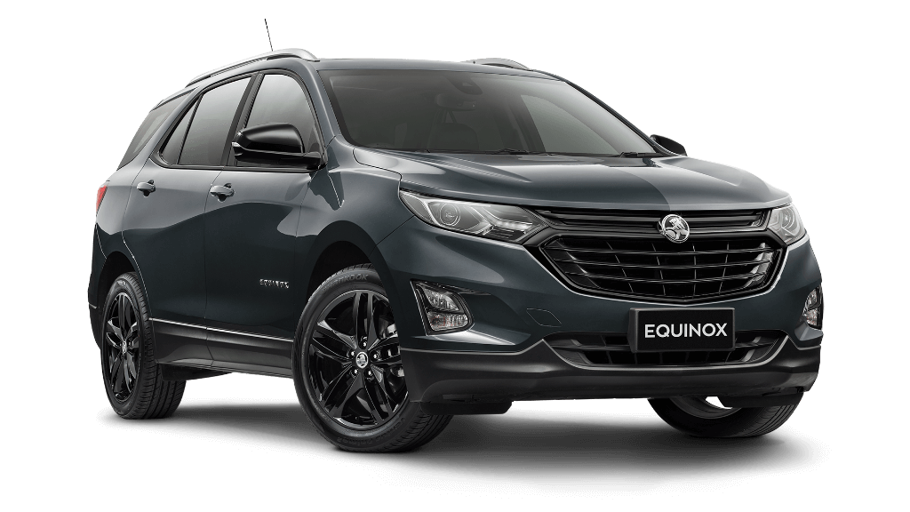 2020 Holden Equinox EQ Black Edition Suv