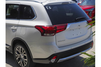 2017 Mitsubishi Outlander ZK MY17 LS Suv Image 5