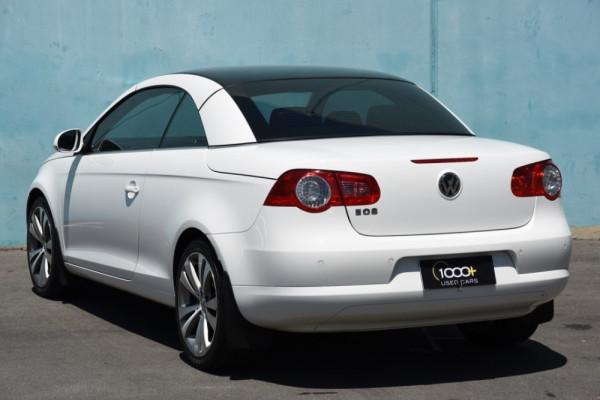 2007 Volkswagen Eos 1F TDI Convertible Image 3