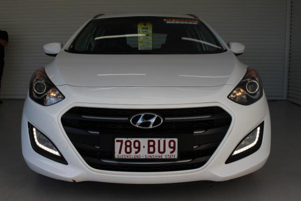 2016 Hyundai I30 GDE3 SERIES II MY16 GDI Wagon