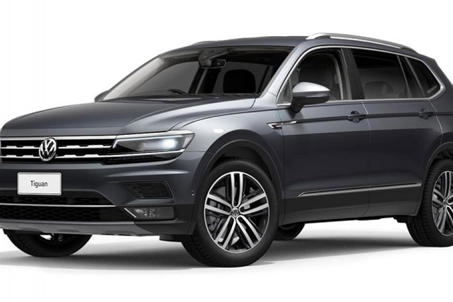 2020 Volkswagen Tiguan 162TSI Highline Allspace