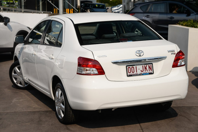 2007 Toyota Yaris NCP93R YRS Sedan Image 2